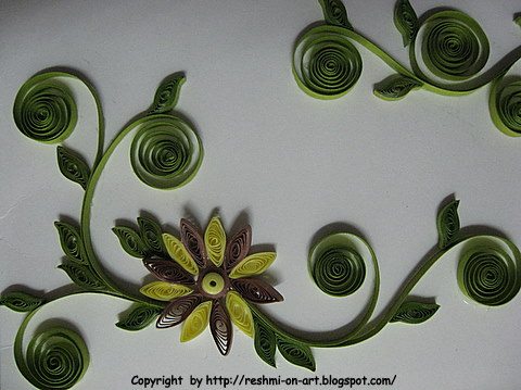 Curls-Quilling-Pattern