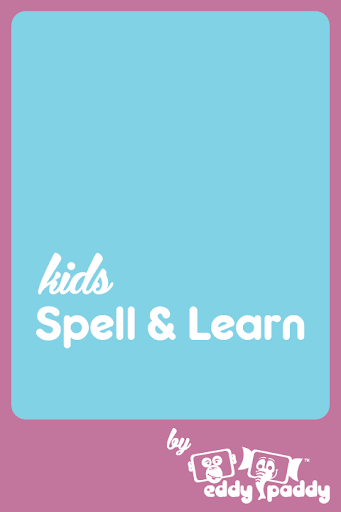 Kids Spell Learn Shapes