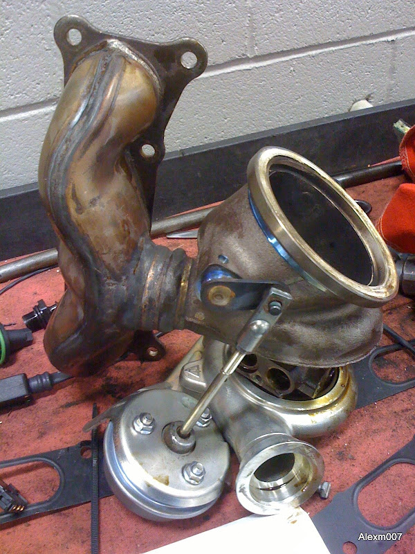 Wastegate rattle not covered by warranty? - Page 2 - BMW 3