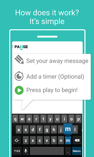 PAUSE Reply Messenger
