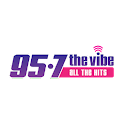 95.7 THE VIBE icon