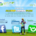 Smart All Text Combo Plus - Facebook, Twitter, Friendster, Text, Call, MMS