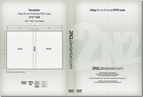 dvd-case-inlay