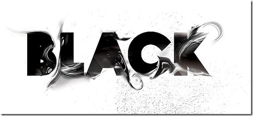 BLACK on the Behance Network