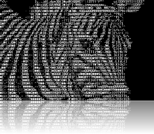 Image To Ascii Art With PHP