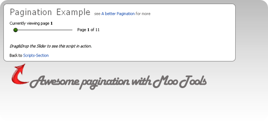 pagination-with-Moo-Tools