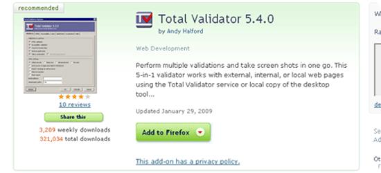 Total-Validator