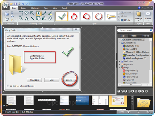 Screen Capture tool | Snagit