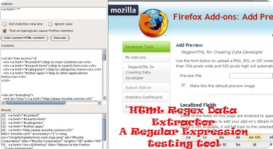 HTML-Regex-Data-Extractor