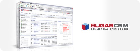 Commercial open source CRM - SugarCRM