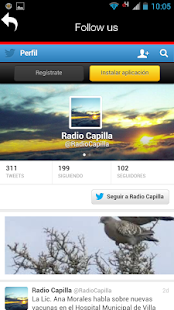Radio Capilla- screenshot thumbnail