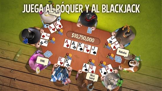 Juegos de poker governor 3
