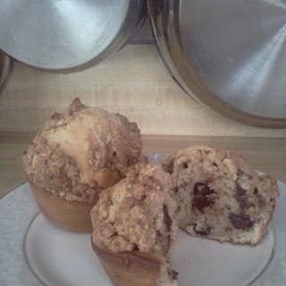 Bittersweet Soy Muffins.