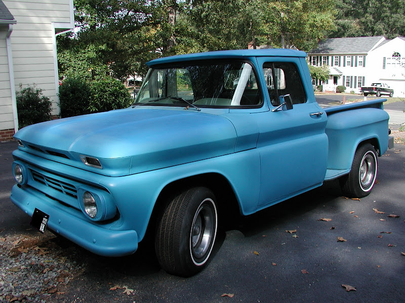 Pics Of Trucks In Primer Paint Page 2 The 1947 Present Chevrolet Gmc Truck Message Board Network