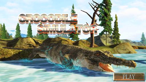 鱷魚攻擊模擬器