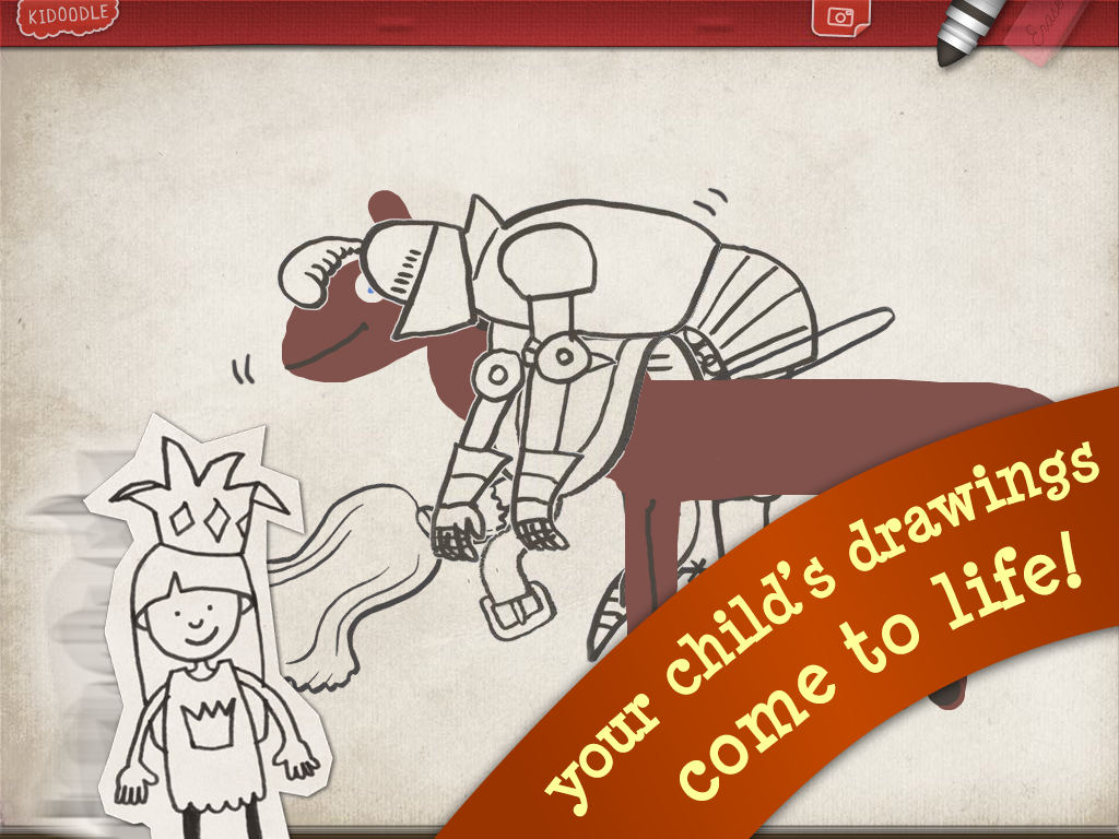 Princess Drawsalot - screenshot