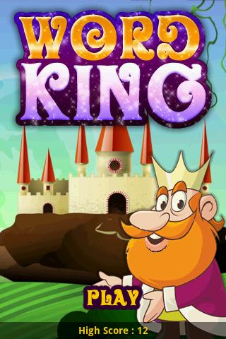 Word King- screenshot