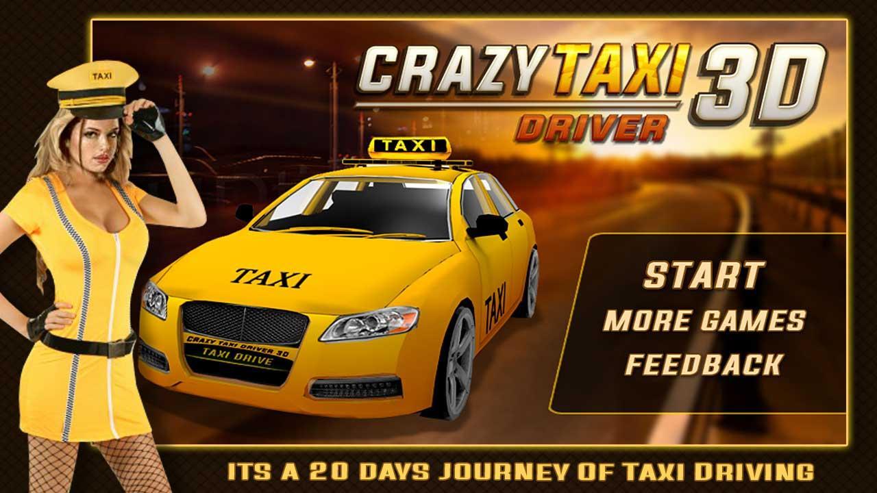 Car Games Ny Cab Driver