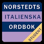 Norstedts italienska student