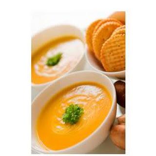 Imagine Organic Creamy Butternut Squash Soup.