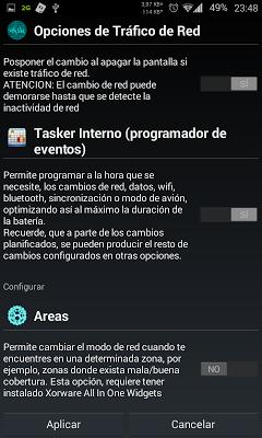 Xorware 2G/3G/4G DEMO - screenshot