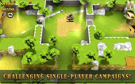Tank Riders Screenshot 2