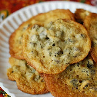 Malted Chocolate Chip Cookies.