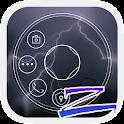 Dialing  Locker Theme icon