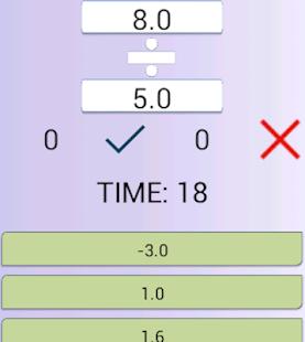 Maths Div - náhled