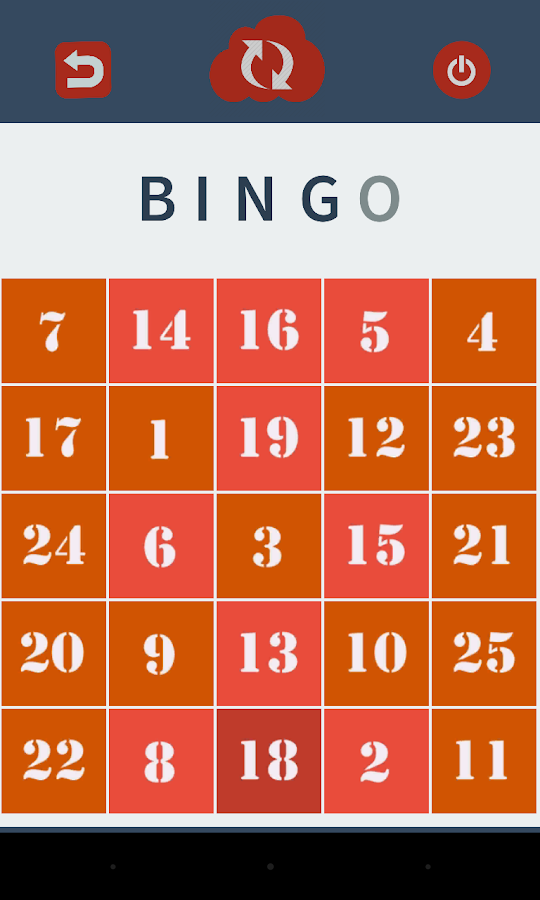 multiplayer bingo