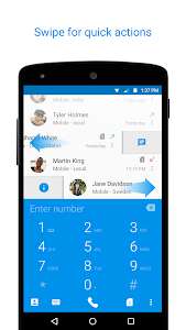 Truedialer - Dialer & Contacts v1.20