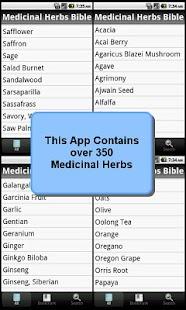 【免費健康App】Medicinal Herbs Bible-APP點子