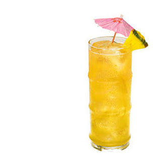 Sweet and Sour Slide Mocktail