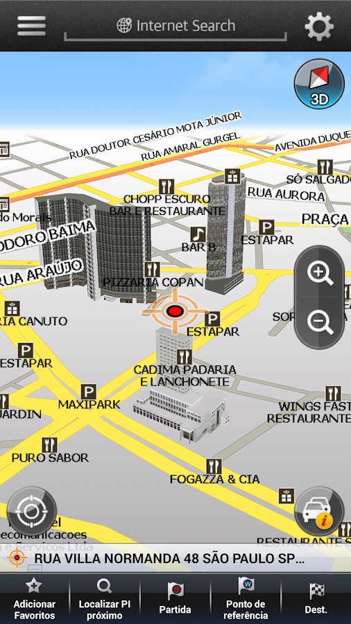 BringGo Brazil - screenshot