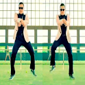 Gangnam Style Dance LWP !! logo