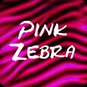 Pink Zebra Keyboard