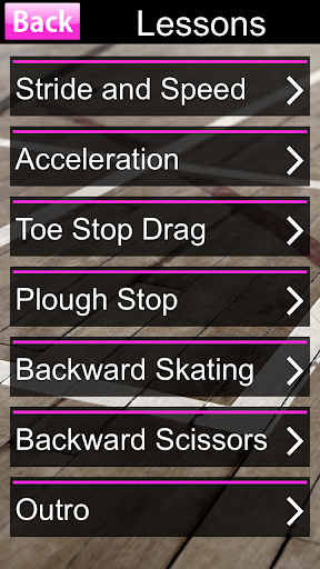 Skate Technique Roller Derby 1