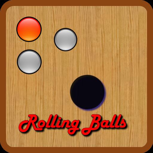 Rolling Crystal balls