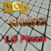How to unlock LG Phone