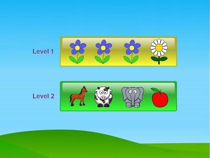 百里挑一 挑選出不同類別的兒童教育遊戲