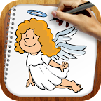 Draw Cute Angels
