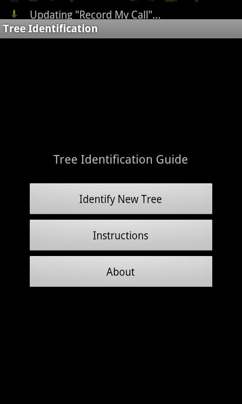Tree Identification PRO- screenshot