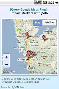 GMap Demo by AppLaud- screenshot thumbnail