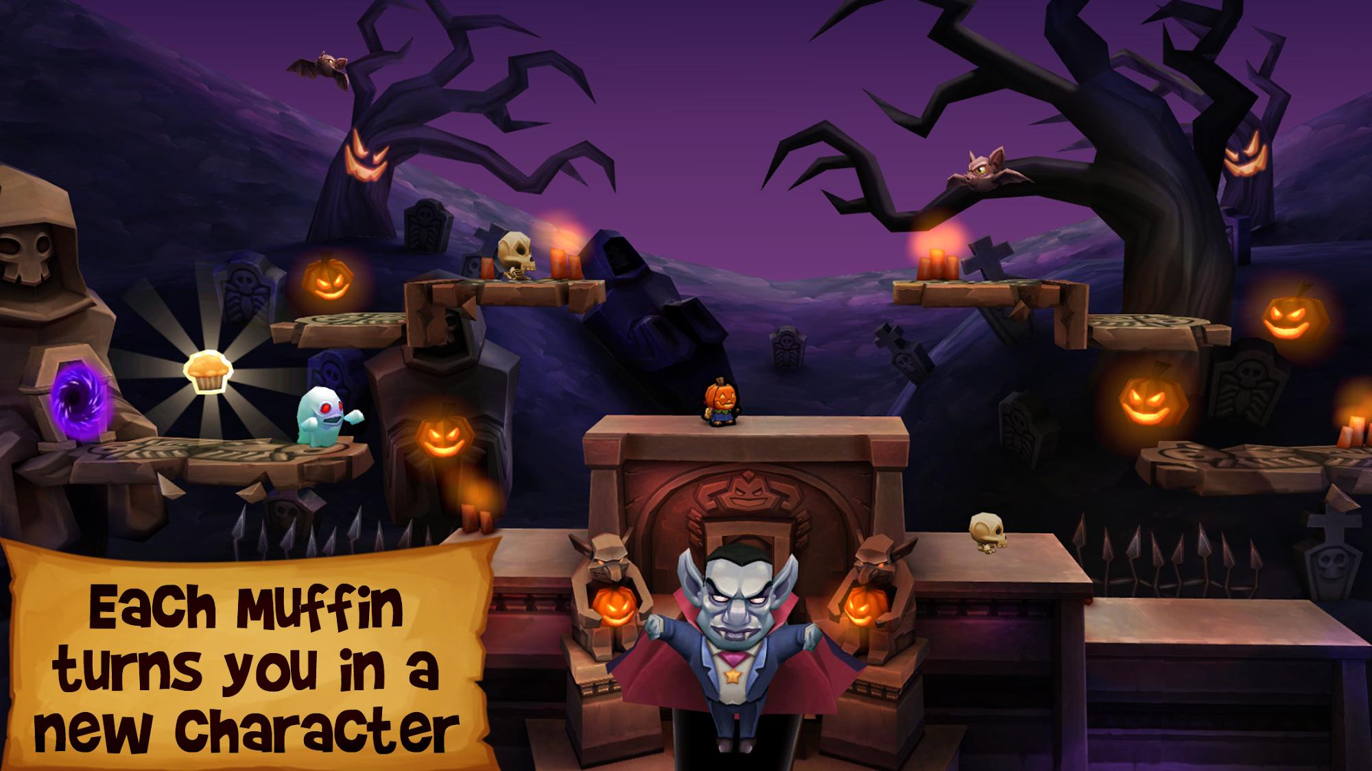 Muffin Knight screenshot #3