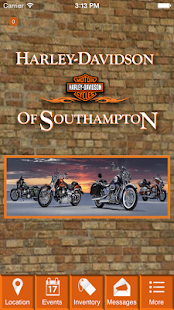 Harley-Davidson of Southampton- screenshot thumbnail