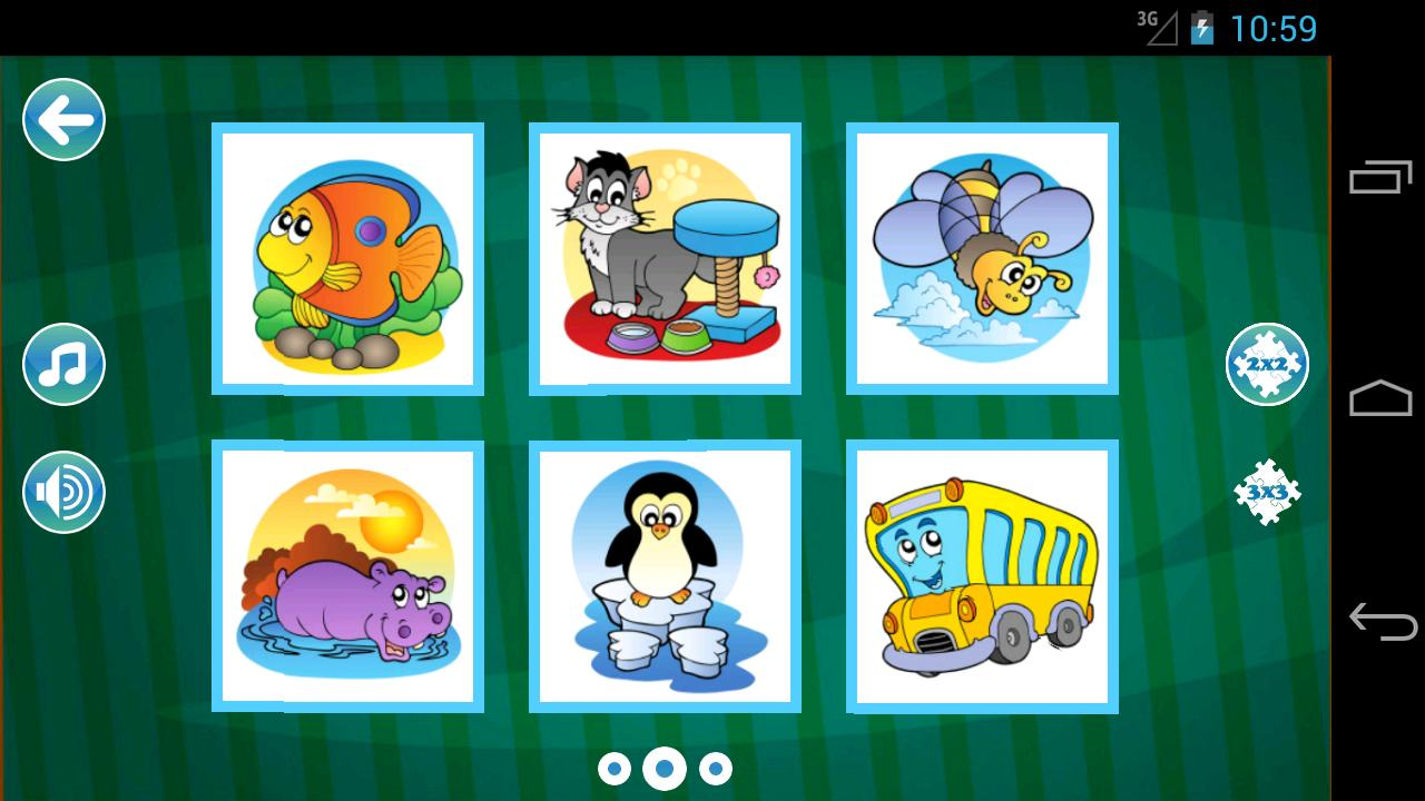 Jigsaw Puzzles for Kids - screenshot