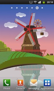 Windmill and Pond (Free) - screenshot thumbnail