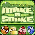 Make a Snake icon