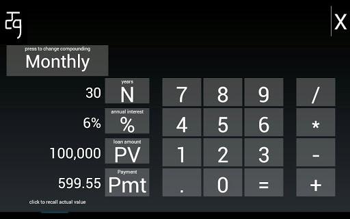 Financial Calculator - Lite