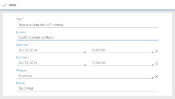 Screenshot of SharePlus - SharePoint Mobile